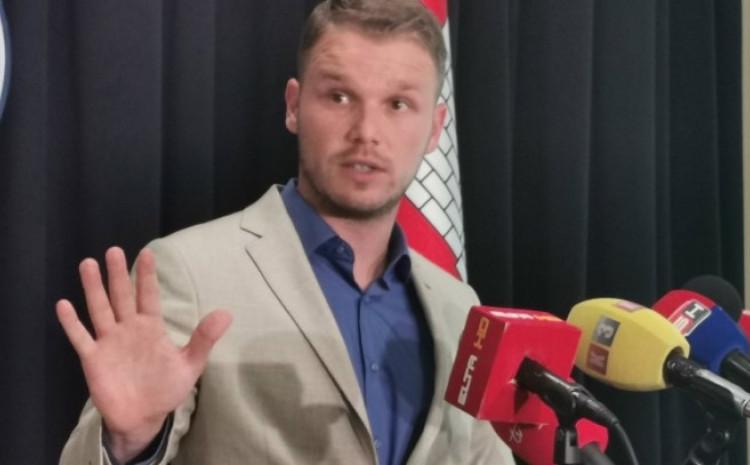 Stanivuković:  Mislim da je to veoma loše i može tenzije dodatno produbiti