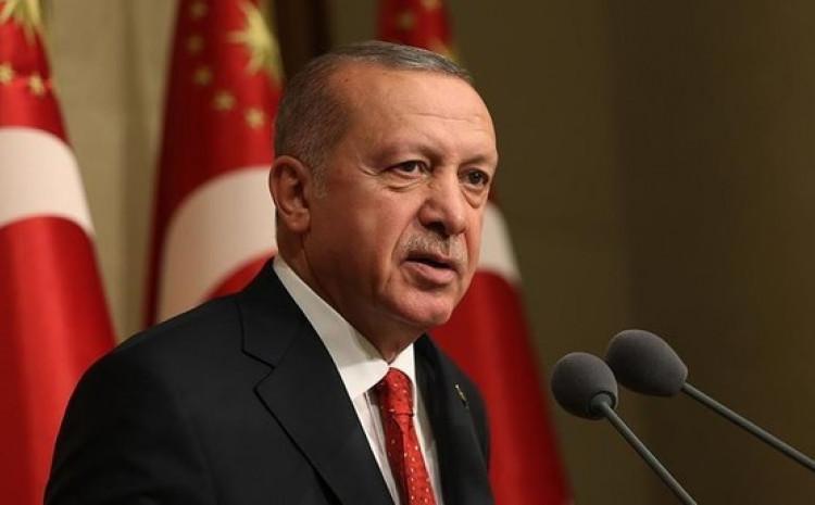 Erdoan: Nadam se da glasovi ezana i salavata neće prestajati sve do Sudnjeg dana