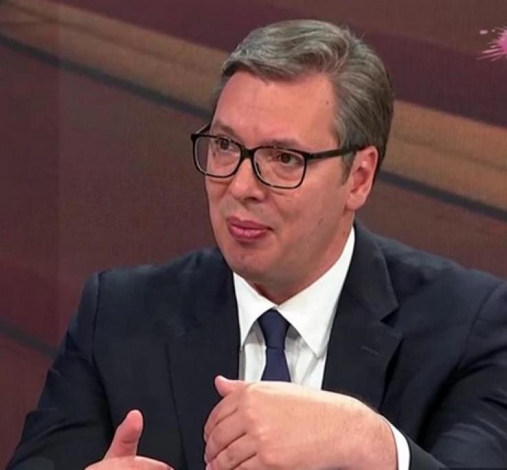 Vučić: Još nisam dobio analizu svih naših pravnih eksperata