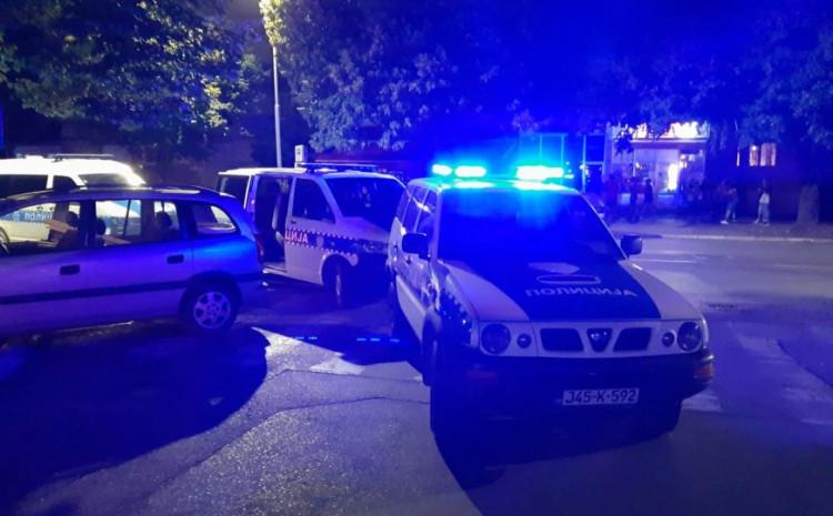Policijske patrole upućene su na mjesto događaja