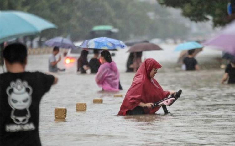 Vlasti pokušavaju da eliminišu posljedice masovnih poplava