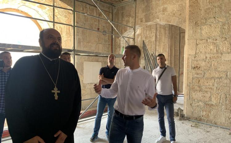 Banjalučki gradonačelnik će posjetiti manastir Žitomislić