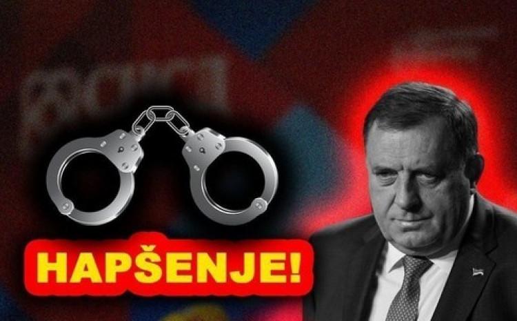 Traži se procesuiranje Milorada Dodika