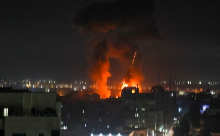 Napadi izraelskih snaga