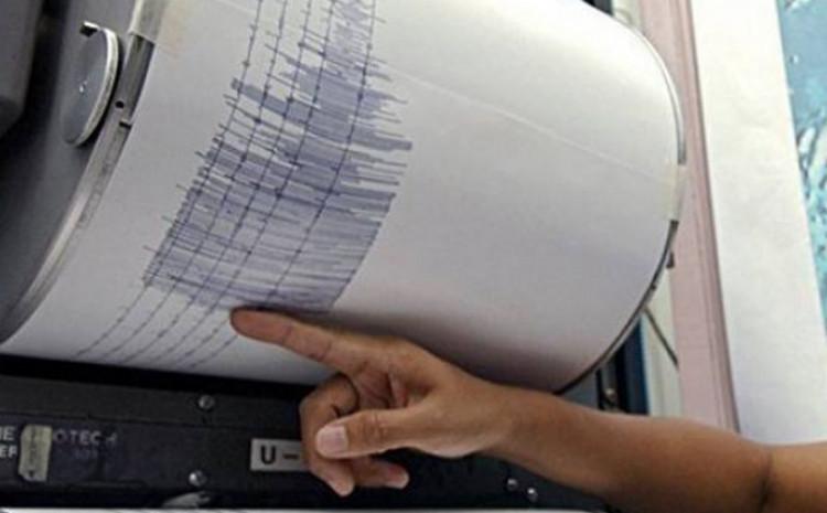 Zemljotres zabilježen u 14:09 sati
