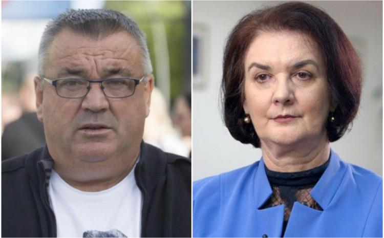 Muriz Memić: Čudno je da se Dalidi Burzić dva puta sudi, a niti jednom nije disciplinski kažnjena
