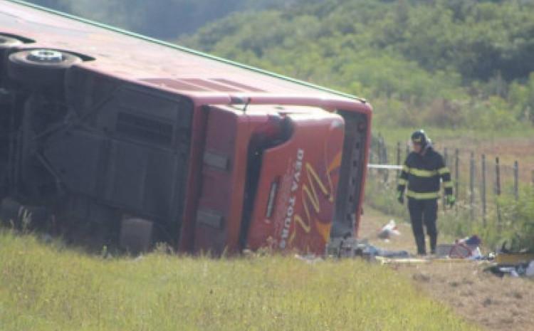 S mjesta nesreće u Slavonskom Brodu: Poginulo 10 osoba