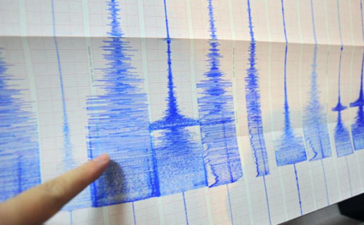 Zemljotres jačine 2,9 stepeni Rihterove skale