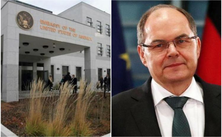 Ambasada SAD: Radujemo se dolasku Šmita