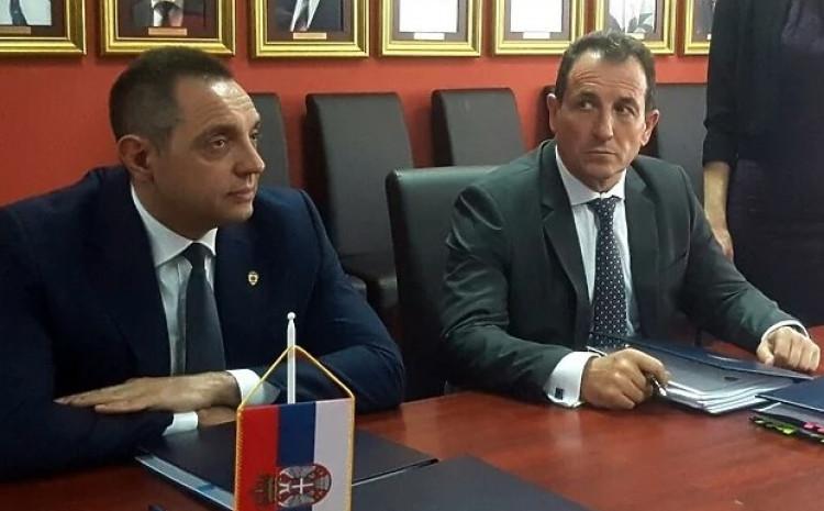 Vulin i Cikotić danas u Zvorniku
