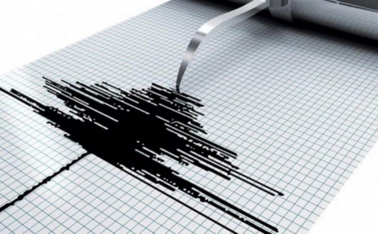 Zemljotres manje jačine