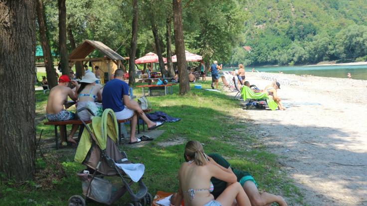 Odmor i rekreacija na Rajskoj plaži