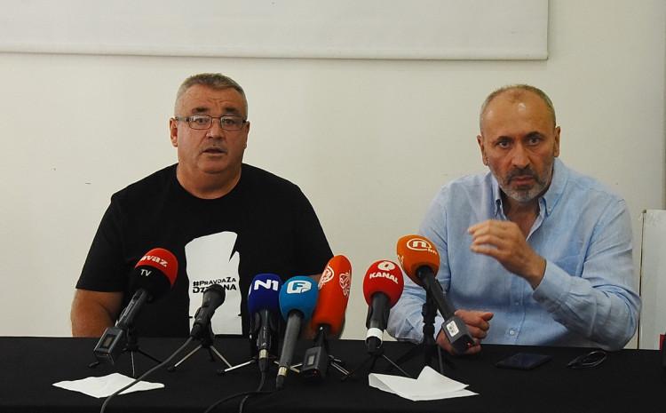 Muriz Memić and Ifet Feraget
