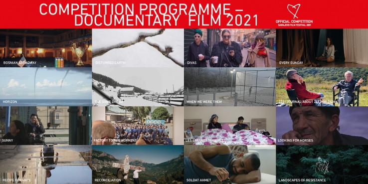Predstavljen Takmičarski program za dokumentarni film