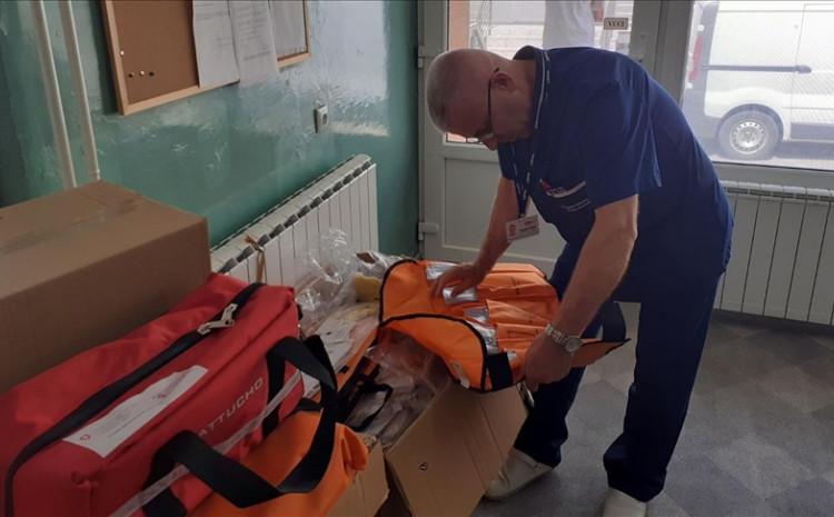 Švicarska donirala medicinsku opremu zdravstvenim ustanovama