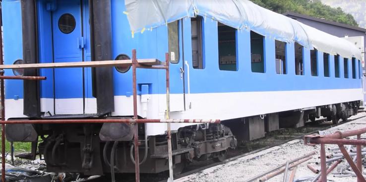 Podsjeća na Titov Plavi voz