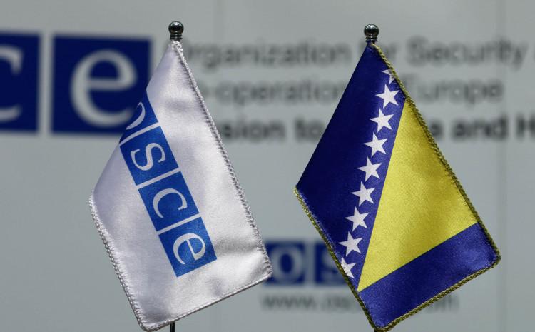 OSCE BiH:  Potrebne su mjere i pozitivne akcije svih političkih snaga