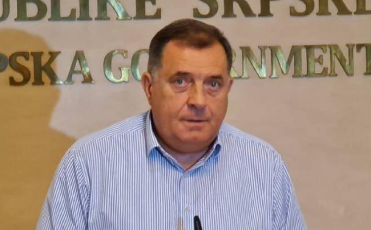 Dodik: Predložit ću to i sutra
