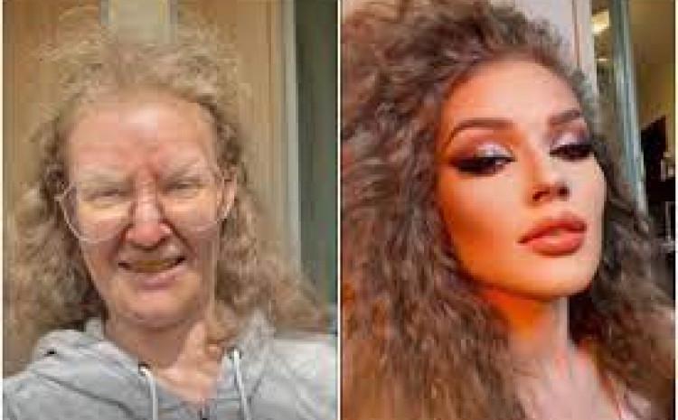 Djevojka pravi nevjerovtne transformacije