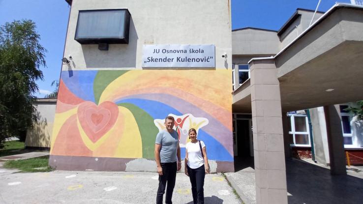 Addiko Cares projekat podržava institucije i organizacije kojima su primarna djelatnost djeca i briga o djeci