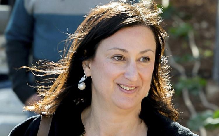 Karuana Galicija poginula je u eksploziji pri izlasku iz kuće 16. oktobra 2017. dok je istraživala navode u korupciji
