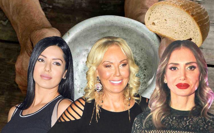 Tanja, Brena i Emina
