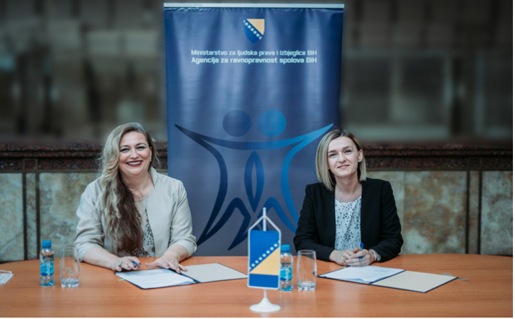 Ujedinjeni protiv nasilja nad ženama - Mozzart i Agencija za ravnopravnost polova potpisali protokol o saradnji