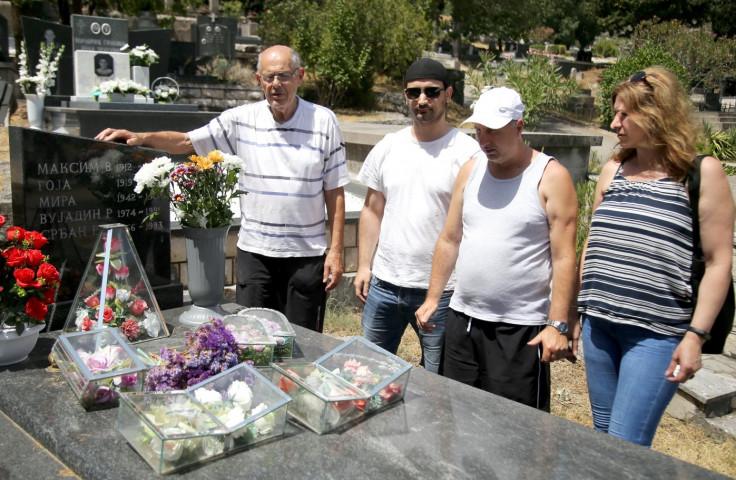 Rade Aleksić s Glavovićima: Srđino djelo treba da vaspitava mladi svijet
