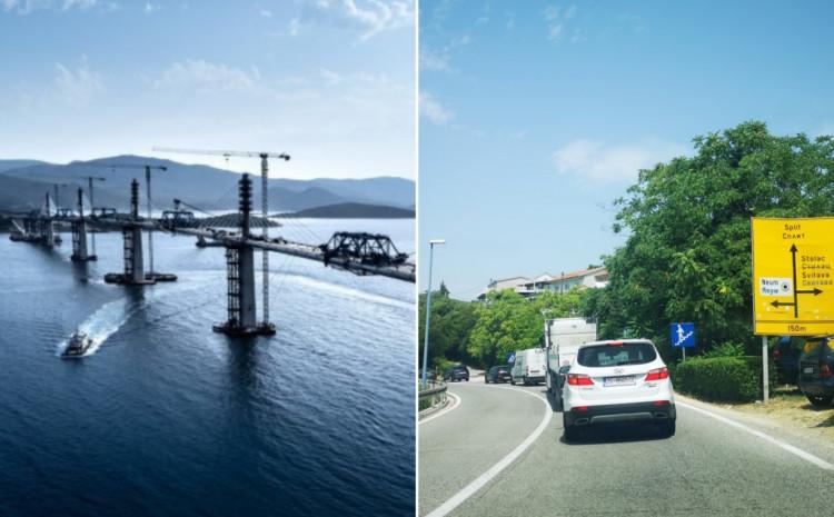 Neumljani kažu da će otvaranje mosta donijeti više benefita