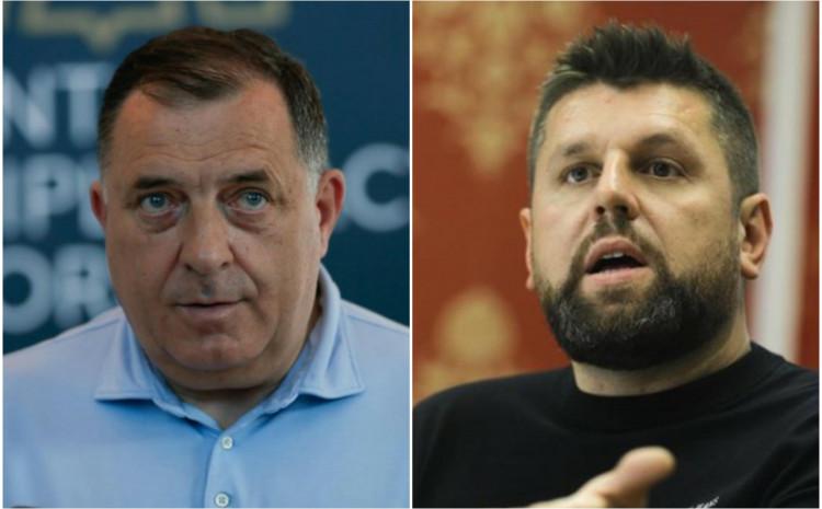 Dodik: Duraković, predstavnik muslimana prijavljuje Srbina