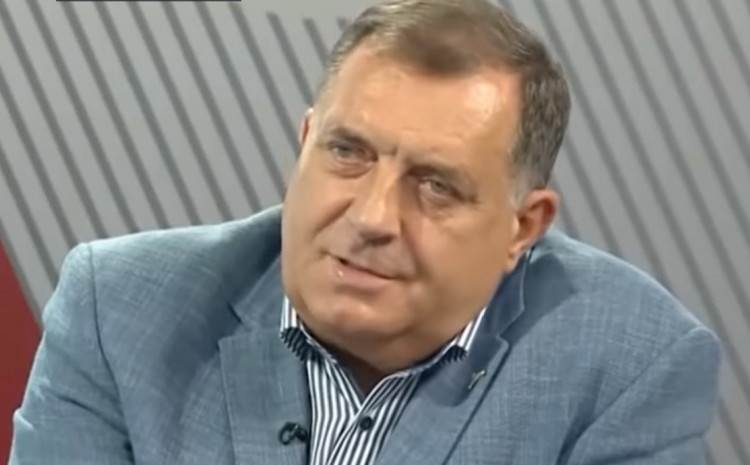 Milorad Dodik na ATV