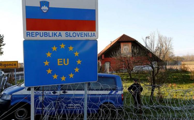 Granica Slovenije