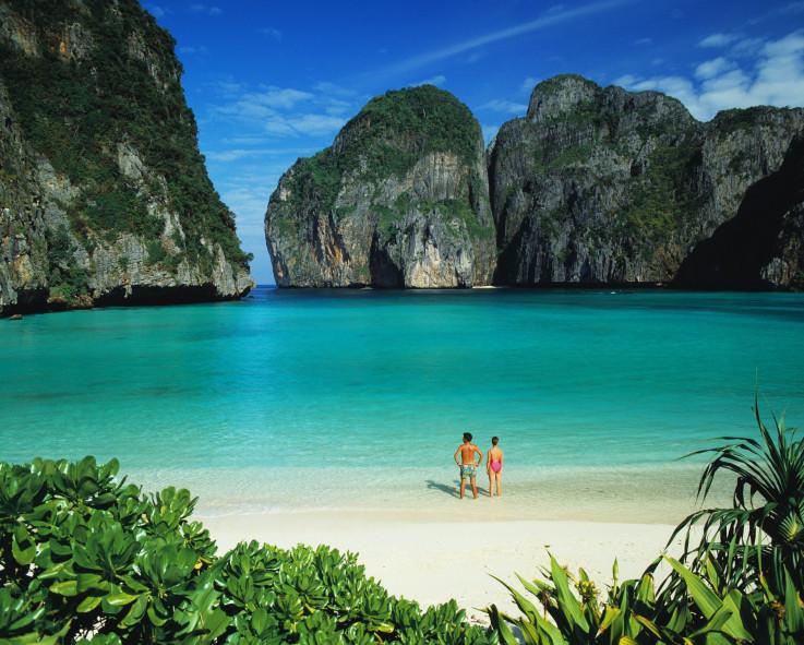 Tajland privlači mnoge turiste