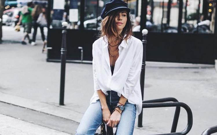 Bijela košulja  bezvremeni odjevni komad