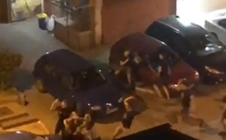 Policija uhapsila četiri aktera tučnjave