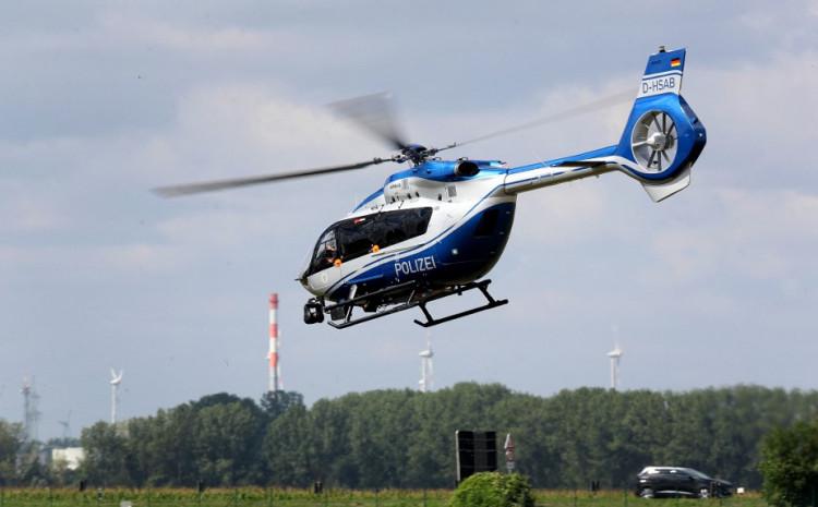 Dignuto šest helikoptera
