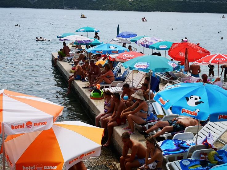 Traži se slobodno mjesto za  leškarenje i sunčanje  uz čisto more