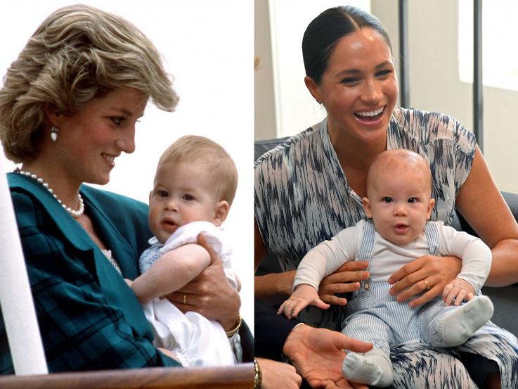 Javnost vidi bebe samo nekoliko sati nakon njihovog rođenja