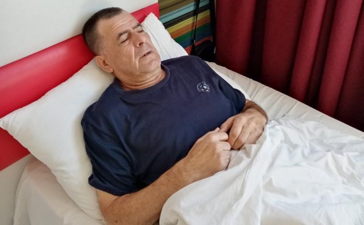 Osman Đuderija boluje od karcinoma pluća