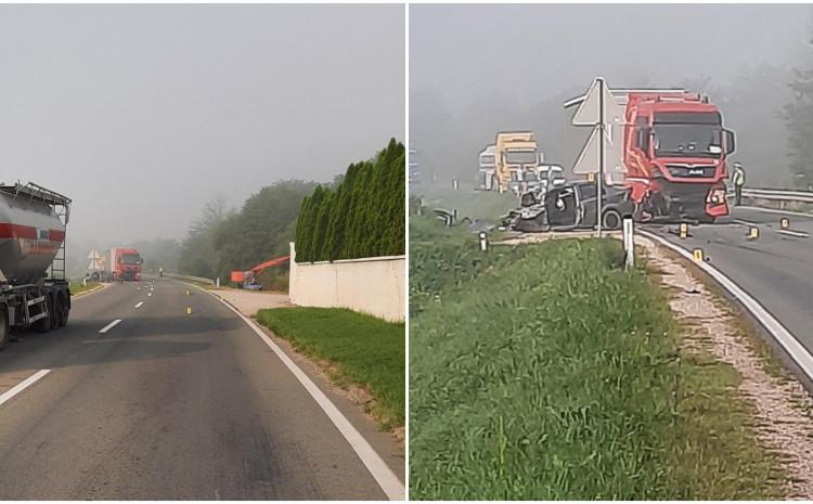 Tragična saobraćajna nesreća desila se u jutarnjim satima