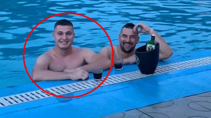 Izvjesni Armin Šabanović iz Živinica za kojeg supruga Hadžića tvrdi da im je došao na vrata