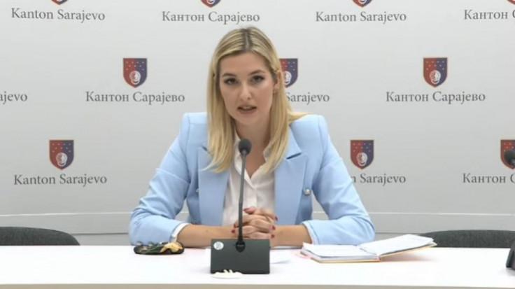 Portparol ministarstva zdravstva KS Mirna Pecikoza