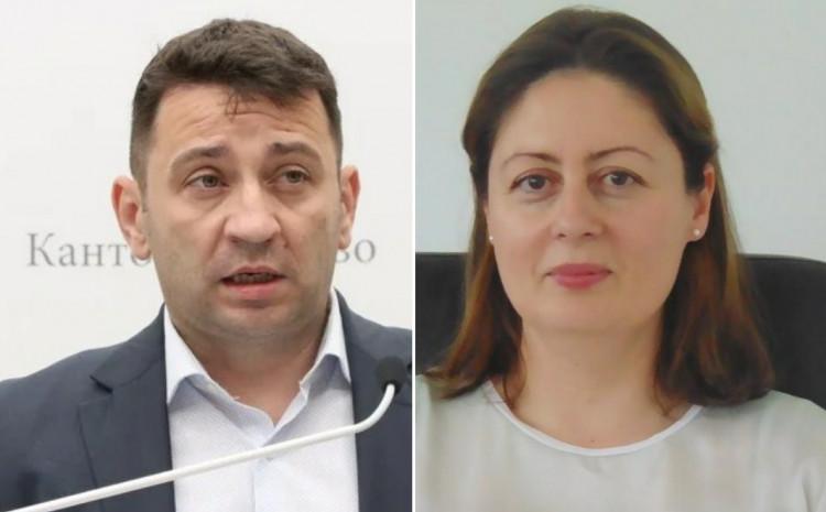 Erduan Kafedžić i Aida Pendek