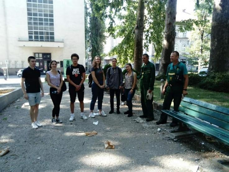 Ova mlada ekipa predstavljala je BiH i u SAD-u