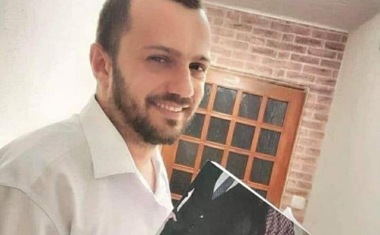 Damir Mašić: Pisanjem se aktivno bavi od 2014.