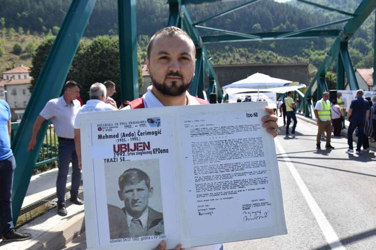 Čaušević: Ne odustaje od potrage za posmrtnim ostacima svoga dede Mehmeda Ćerimagića