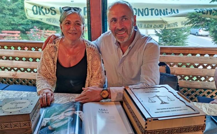 Berina Hadžidedić i Ifet Feraget: Nije sam u borbi za istinu i pravdu
