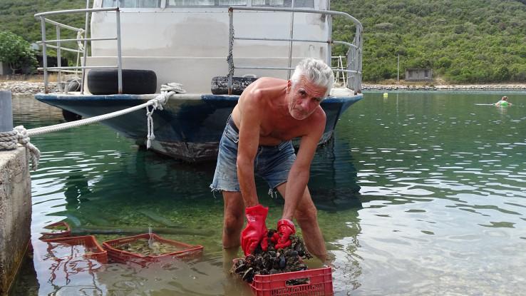 Ivan Krmek: Bavi se uzgojem ribe