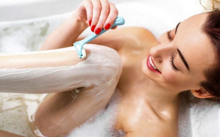 Brijanje je najbolja metoda da se brzinski riješite neželjenih dlačica