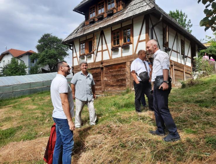 Kuća Hamidovića: Atrakcija u Vukovijama Gornjim